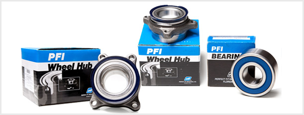 PFI Wheel Bearing Kits